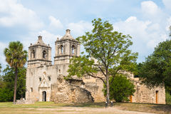 Mission Concepcion royalty free stock image