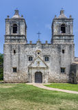 Mission Concepcion, San Antonio, TX Royalty Free Stock Images