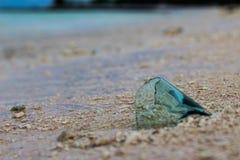 Mission d'île du Kiribati pendant l'été de 2016 Photos stock