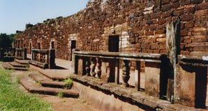 Mission de jésuite de San Ignacio Argentine photos stock