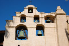 Mission de San Gabriel Images stock