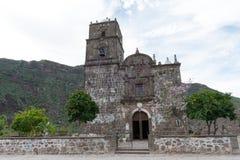 Mission de San Javier Photos libres de droits