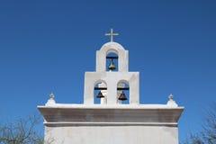 Mission de San Xavier Photographie stock