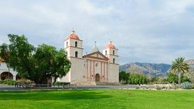 Mission de Santa Barbara images libres de droits