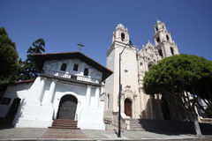 Mission Dolores stock images