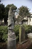 Mission Dolores, San Francisco (Etats-Unis) de cimetière Images libres de droits