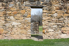 Mission Espada Images stock