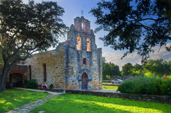 Mission Espada Stock Photos