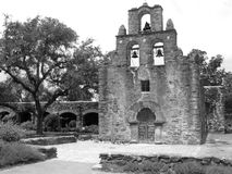 Mission Espada - San Antonio, Texas Royalty Free Stock Photography