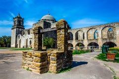 Mission espagnole San Jose, le Texas image libre de droits