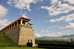Mission Hill Winery in Kelowna. BC Royalty Free Stock Photos