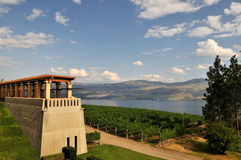 Mission Hill Winery in Kelowna. BC Stock Image