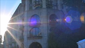 Mission Inn stock footage