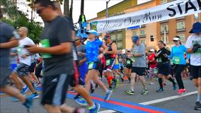 Mission Inn run stock footage