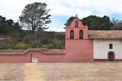 Mission La Purisima Royalty Free Stock Images