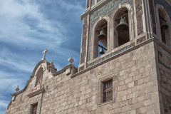 Mission in Loreto, Mexico Stock Photos