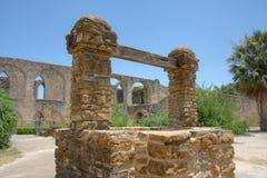 Mission in San Antonio. Historic building Mission in San Antonio, Texas Stock Photography