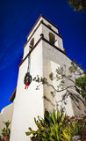 Mission San Buenaventura Ventura California Royalty Free Stock Photo