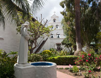 Mission San Diego de Alcala Royalty Free Stock Image