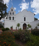 Mission San Diego de Alcala Royalty Free Stock Images