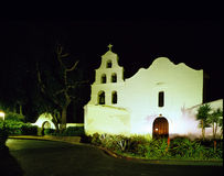 Mission San Diego de Alcala Royalty Free Stock Photo