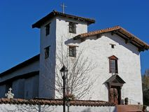 Mission San Jose Royalty Free Stock Photo