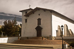 Mission San Jose. This is a picture of Mission San Jose, an old and historic Spanish mission at Fremont, California Royalty Free Stock Photo