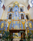 Mission San Jose Chapel Royalty Free Stock Image