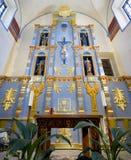 Mission San Jose Chapel royalty free stock image