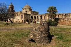 Mission San Jose oven Royalty Free Stock Photography
