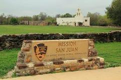 Mission San Juan Royalty Free Stock Image