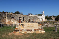 Mission San Juan Royalty Free Stock Images