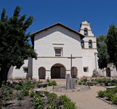 Mission San Juan Bautista Stock Photo