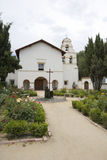 Mission San Juan Bautista Photographie stock libre de droits