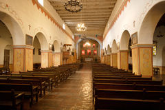 Mission San Juan Bautista Stock Images