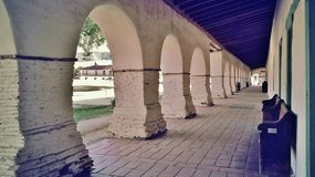 Mission San Juan Bautista. California Royalty Free Stock Photos