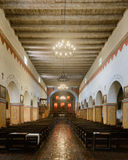 Mission San Juan Bautista Royalty Free Stock Photography