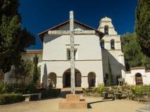 Mission San Juan Bautista Stock Photo