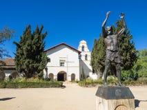 Mission San Juan Bautista Stock Images