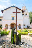 Mission San Juan Bautista State Historic Park Royalty Free Stock Photo