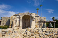Mission San Juan Capistrano Royalty Free Stock Images