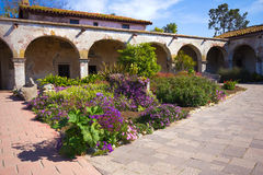 Mission San Juan Capistrano Stock Photography