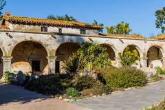 Mission San Juan Capistrano Photographie stock