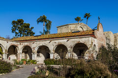 Mission San Juan Capistrano Images stock