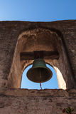 Mission San Juan Capistrano bells Royalty Free Stock Photos