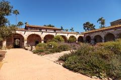 Mission San Juan Capistrano Royalty Free Stock Photography