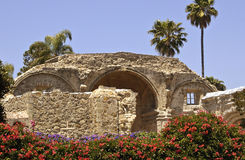 Mission San Juan Capistrano, California Stock Photo