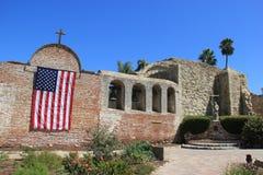 Mission San Juan Capistrano Royalty Free Stock Image