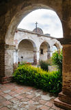 Mission San Juan Capistrano. Church Stock Images