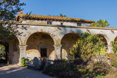 Mission San Juan Capistrano Royalty Free Stock Photo